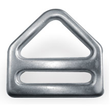 Triangular 'D' Ring for Cargo Parachute